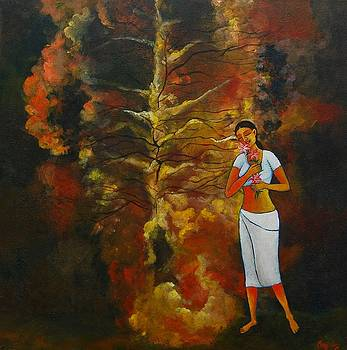 Human spirit by Manjula Prabhakaran Dubey