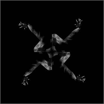 Val Black Russian Tourchin - Human Windmill