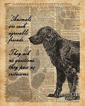 Human's Best Friend by Anna W