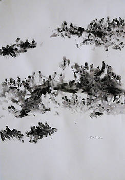 Humanscape by Sirpa Mononen