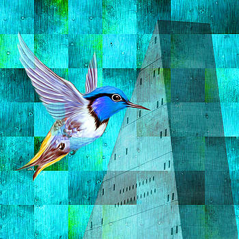 Humingbird by Antonella Torquati