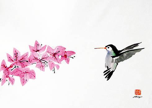 Fumiyo Yoshikawa - Humming Bird
