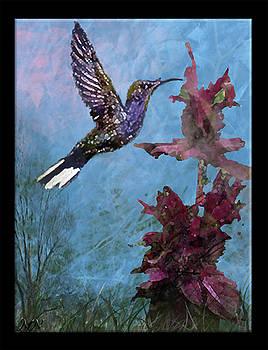 Humming Bird by Megan Nicole McKinney