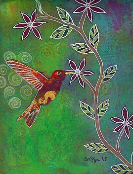 Hummingbird 1 by Michelle Vyn