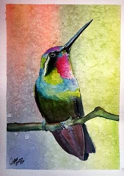Hummingbird #1 SOLD by Richard Benson