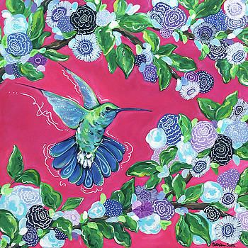 Hummingbird by Beth Ann Scott