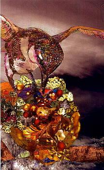 Hummingbird by Diane Woods