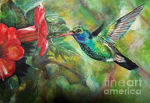 Hummingbird by Laneea Tolley