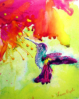 Hummingbird by Laura Rispoli