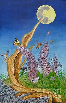 Hummingbird Moon by Richard Dotson