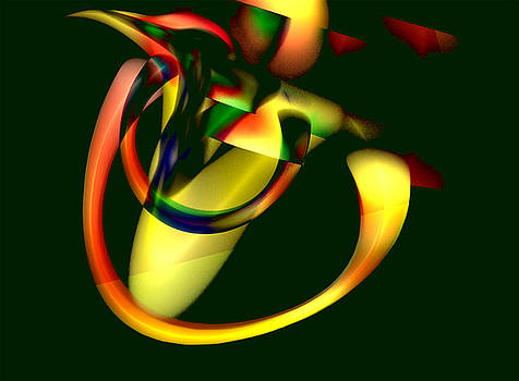 Hummingbird-Picaflor by Ricardo Szekely