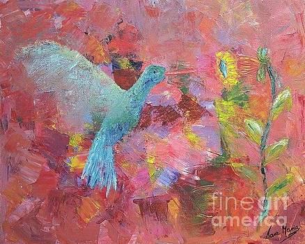 Hummingbird by Sara Maria