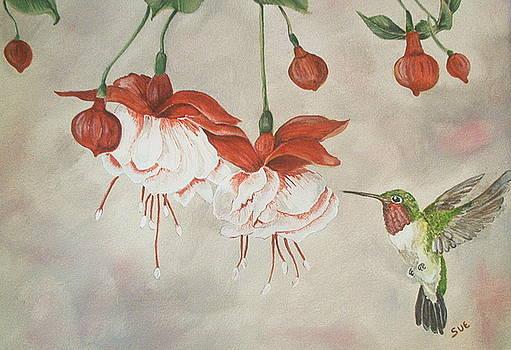 Hummingbird by Sue Ervin
