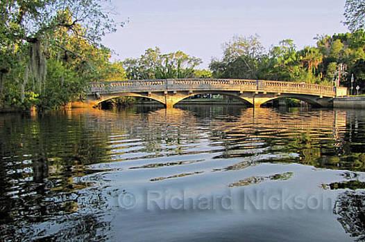 Hump Back Bridge by Richard Nickson