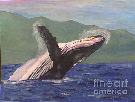 Donna Walsh - Humpback Whale