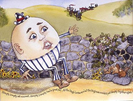 Humpty Dumpty by Victoria Heryet