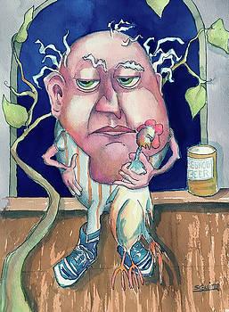 Humpty Dumpty's Bad Karma by Shane Guinn