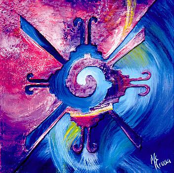 Hunab Ku by Monica Erosa