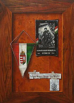 Hungarian Revolt by John Balasa