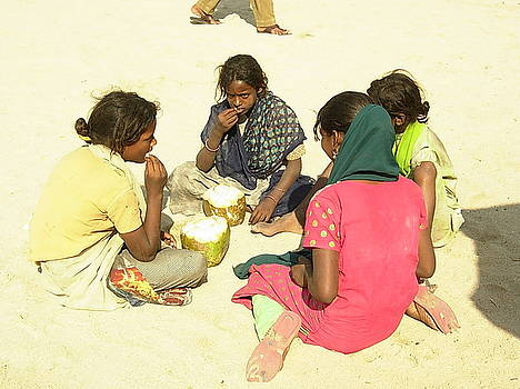 Hunger by Karuna Ahluwalia