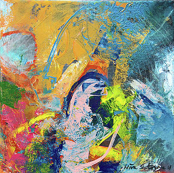 Hungry Gulls by Mira Satryan