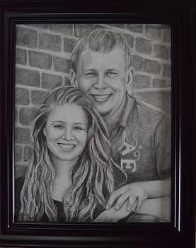 Hunter and Olivia by Emily Maynard