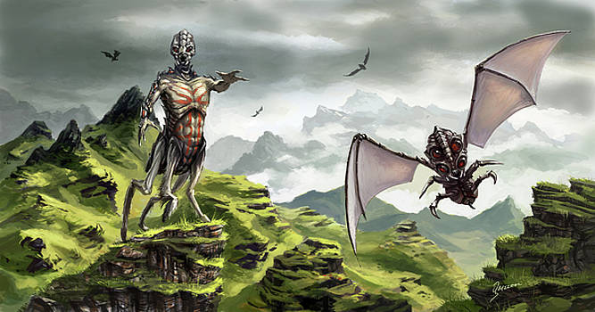Hunter - Hound by Odysseas Stamoglou