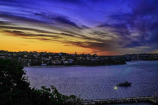 Hunters Bay by Chris Hood