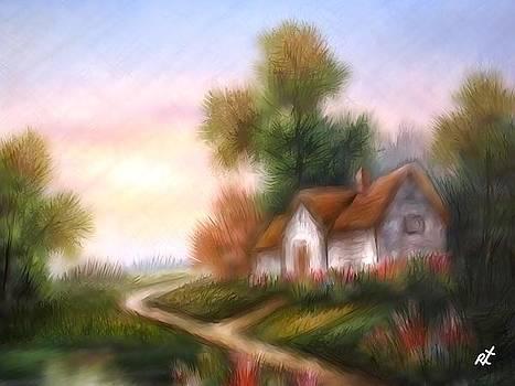 Hunter's cabin by Rafi Talby