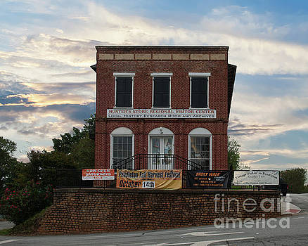 Hunter's Store in Pendleton SC by Dale Powell