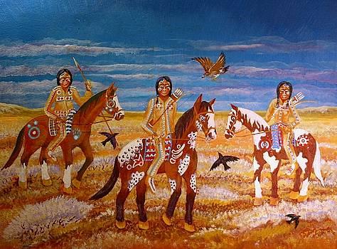 Hunting Party by Bob Craig