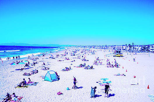 Julian Starks - Huntington Beach Blue