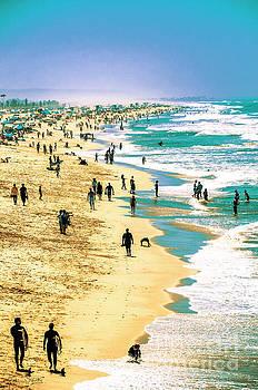 Julian Starks - Huntington Beach