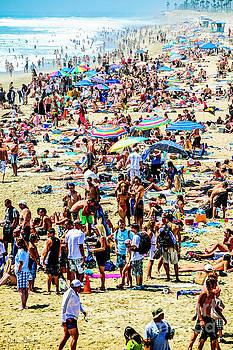 Julian Starks - Huntington Beach Massive Crowd
