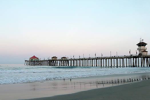 Art Block Collections - Huntington Beach - Morning Has Broken