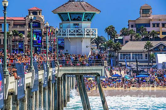 Julian Starks - Huntington Beach Pier