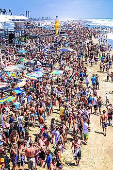 Julian Starks - Huntington Beach Surf Contest