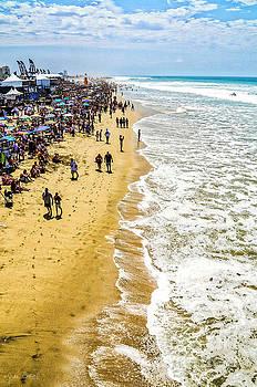 Julian Starks - Huntington Beach Volleyball festivals