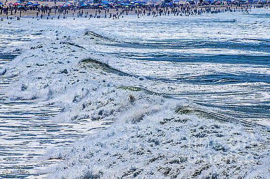 Julian Starks - Huntington Beach Waves