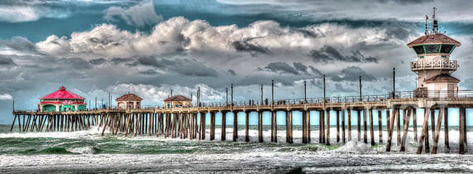 Huntington Beach Winter 2017 by Jim Carrell