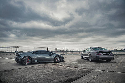 Huracan and CLS by Chris M