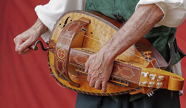 Wes and Dotty Weber - Hurdy Gurdy