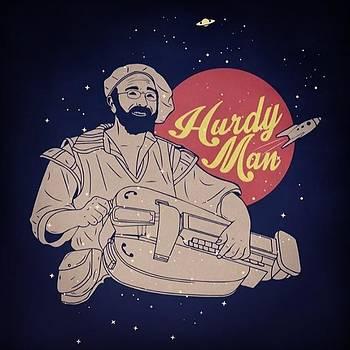 Hurdy Man #art #artwork #artworth by Dadi Setiadi