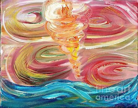 Hurricane by Amanda Dinan