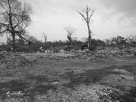 Hurricane Katrina Aftermath by Michelle Koonce