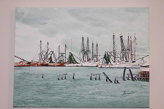 Hurricane Katrina by Steve Jovanoski
