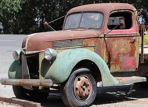 Gary Canant - Husicks Old Truck