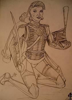 Hussar by Alan Lancaster