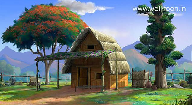 Hut by Walktoon India