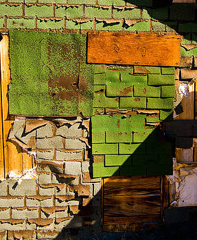 Hut Wall Textures by Norman  Andrus